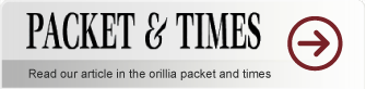 orillia packet and times